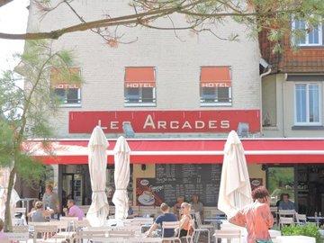 Notre bar brasserie à Le Touquet-Paris-Plage