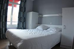 Hôtel avec grande terrasse à Le Touquet-Paris-Plage